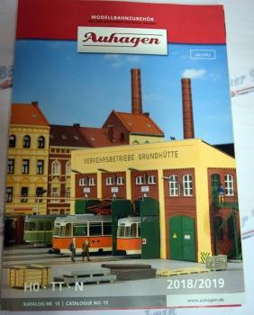 Auhagen Katalog Nr.16  2020//2021